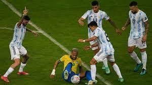 رسميًا   أول تعليق من فيفا على أزمة مباراة الأرجنتين والبرازيل