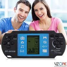 5 máy chơi game cầm tay Sony PSP chính hãng cấu hình cao giá từ 2tr -  Vzone.Vn