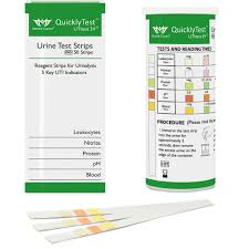 Urine Dipstick Chart Uk 5 Parameter Urine Test Strips 50 Pack Sweet Cures