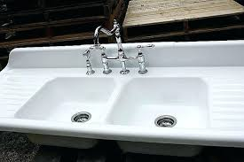 farmhouse sink with drainboard and backsplash farmhouse sink with drainboard and kitchen sink sink with drainboard