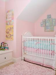 enchanting color baby pink rug for nursery flowery wall inside girl space white crib laminate and pink baby rugs