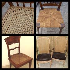 chair cane seat repair