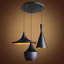 tom dixon lighting. Modern Pendant Lights Design By Tom Dixon Beat Musical Instrument ABC Light Hanging Lamp E27 Lighting