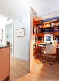 smart hidden office is an absolute space saver design popp littrell architecture absolute office interiors