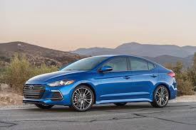 is hyundai elantra a sport car