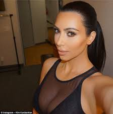 want to look like kim kardashian now you can because the flawless star has