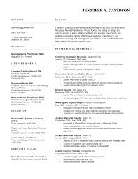 Lpn Resume Objective Examples Skills For Resume Objectives Objective
