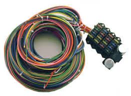 21 circuit rebel wiring harness pt 8870 universal street rod rat rod rebel wiring harness kits image is loading 21 circuit rebel wiring harness pt 8870 universal