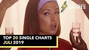 Deutsches Lied Charts Top 20 Single Charts Juli 2019