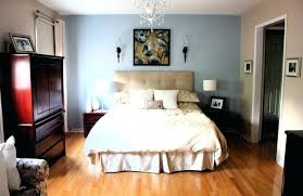 blue walls brown furniture. Blue And Brown Bedrooms Accent Wall Bedroom Divider Walls Furniture .