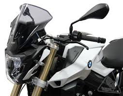 BMW 5 Series bmw f800r mpg : MRA Motorcycle Windshield for BMW F800R '15-'18 | R Racing Screen ...