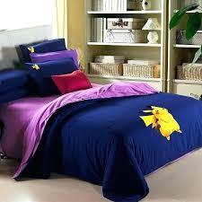 comforter queen set twin bedding sets on at bargain quality pokemon q pokemon comforter