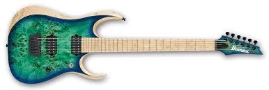 electric guitars rgd rgdix6mpb iron label ibanez guitars