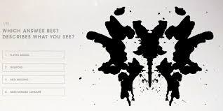Bethesda Sanity Checks Prey Fans With Graphic Rorschach Test