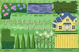 Corner Lot Fence Design Ideas For Landscaping Property Lines