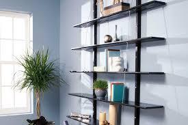 diy suspension shelves