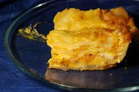 Risultati immagini per lasagne con zucca scamorza e speck