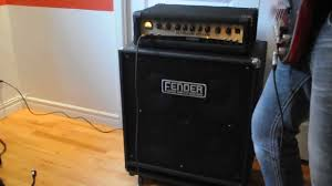 Fender 4x10 Guitar Cabinet Fender Rumble 410 Bass Cabinet Review Cabinets Matttroy