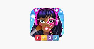 makeup s popstar on the app