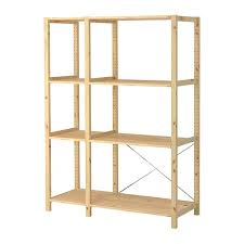 wooden bookcase furniture storage shelves shelving unit. Ikea Garage Storage Shelves Uk Wall Shelf View Larger Wood Shelving Units  For Living Room Stylish Wooden Bookcase Furniture Unit