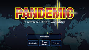 pandemic the board game for android