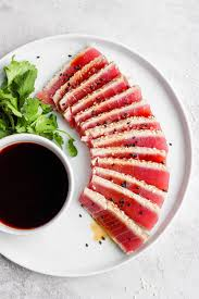 Simple Seared Ahi Tuna Recipe (Whole30 ...