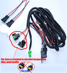 aliexpress com buy shipping wire harness fuse for fog aliexpress com buy shipping wire harness fuse for fog light and daytime running light drl of toyota car verso reiz camry highlander from