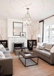 living room lanterns decor