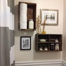 Bathroom Hanging Wall Cabinets White Bathroom Wall Cabinet Amazoncom Elegant Home Fashions Neal