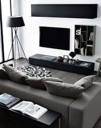 One Bedroom Apartment Decorating Ideas New 48 Bachelor Pad Living Room Ideas For Men Masculine Designs