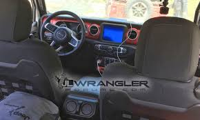 jeep wrangler unlimited interior. 2018 jeep wrangler jl jlu interior unlimited