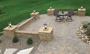Small Picture Anchor 6 Highland Stone Freestanding Wall Pavestone wall