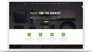 Business Website Templates Gorgeous Fame Bootstrap 48 Free HTML Website Template