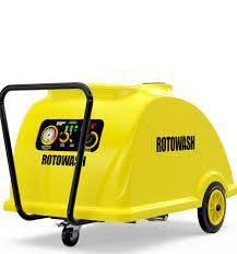 Rotowash 5.5Hp 180 Bar Tetiksiz Sıcak Soğuk Yıkama Makinası 22235 Fiyatı ve  Özellikleri - GittiGidiyor