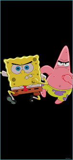 8x8 Patrick Star And Spongebob Iphone ...