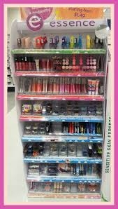 essence cosmetics essence display at canadian rel s at persmart pers rug mart