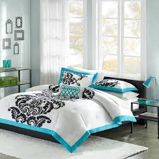modern bedroom blue. Bedroom:Stunning Modern Bedroom Ideas With Masculine Bedding Sets Feat Blue Brown Color Also White