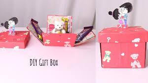 affordable handmade dollar tree gift box aloha crafts