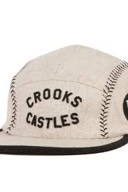 <b>Бейсболка</b> CROOKS & CASTLES Players Club 5 Panel Cap (Ghost ...
