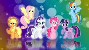 Top 9 bức tranh tô màu Pony được yêu thích nhất