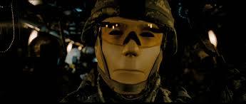 Surrogates Movie Surrogates Military Helmet Prop Store Ultimate Movie Collectables