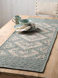 exclusively annie s quilt designs blockade table runner pattern