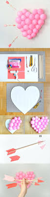 valentines office decorations. Play Cupid With This Valentines Day Diy Balloon Office Decorations Valentine C