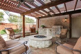Exellent Covered Patio Ideas 4 Tags Transitional Porch With Exterior Stone Floors Throughout Models Design