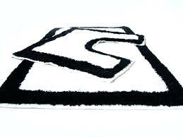 black and white bath rug white bath rug black and white bathroom rug runner black and black and white bath rug