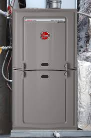 rheem gas heaters. an installed rheem 80% gas furnace heaters