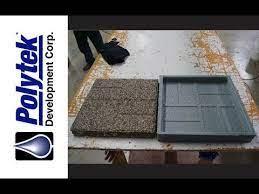 cast concrete pavers stepping stones