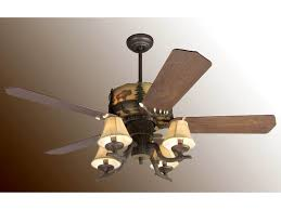 Popular Of Industrial Ceiling Fans With Lights And Rustic Style