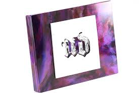 urban decay logo. urban decay vice 2 eyeshadow palette comes with a protective foam to protect the jeweled logo