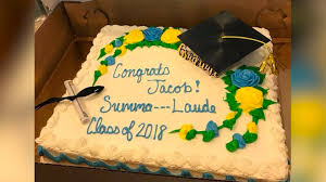 Proud Mom Orders Summa Cum Laude Cake Online Publix Censors It